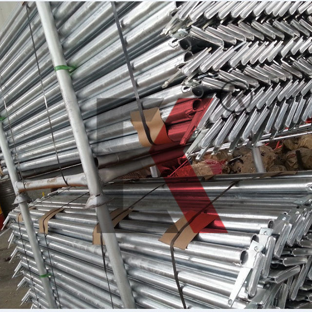 Kwikstage Scaffolding System Ledger Horizontal For Australia