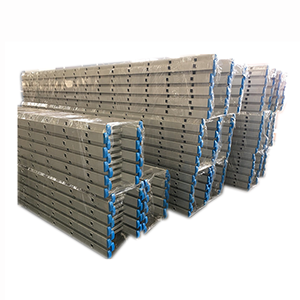 Building Materials Scaffolding Aluminium Steel Straight Ladder