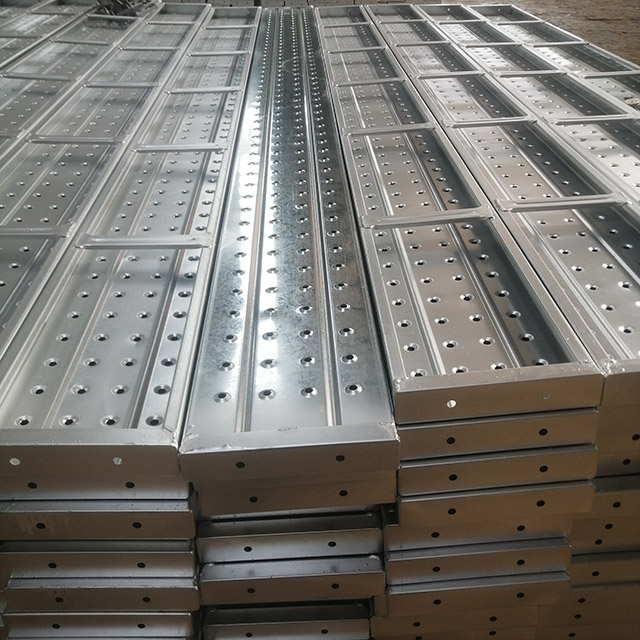 3m Scaffolding Galvanized Steel Plan