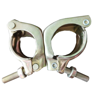 JIS Clamp Pressed Scaffolding Special Shaped Swivel Coupler