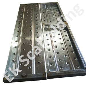 Galvanized Metal Board Scaffolding Deck Steel Plank