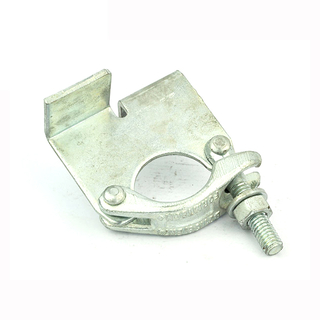 Drop Forged Scaffolding Board Retaining Clamp Coupler