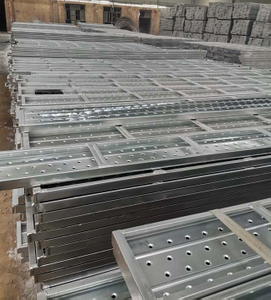 Galvanized Steel Deck Scaffolding Walk Boards