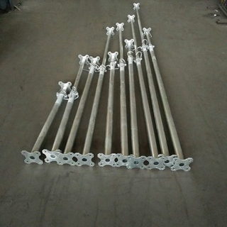 HDG Galvanized Scaffolding Steel Prop for Building