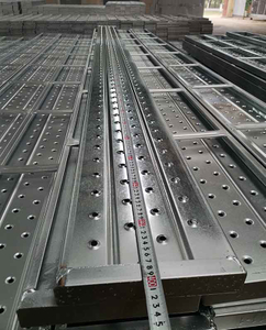 Galvanized Steel Plank Scaffolding Walk Boards