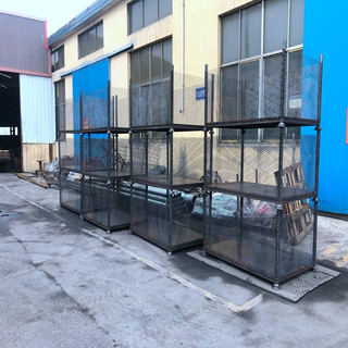 Scaffolding Steel Pallet for Coupler Storage