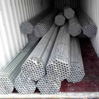 Galvanized Tube Q235 Scaffolding Pipe