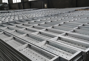 Galvanized Scaffolding Walk Boards for Construction