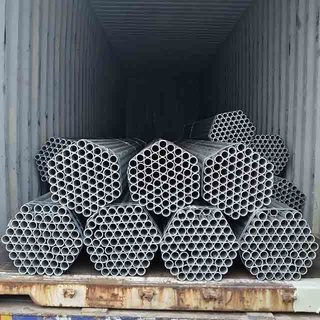Steel Tube HDG Scaffolding Pipe