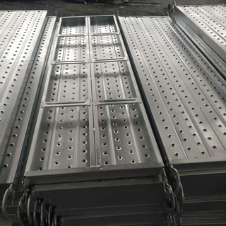 BS1139 Galvanized Scaffolding Hook Planks for Building