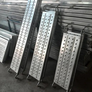 Galvanized Scaffolding Hook Steel Plank for Building