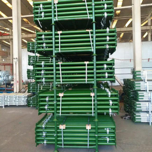 Painted Galvanized Scaffolding Steel Prop for Building