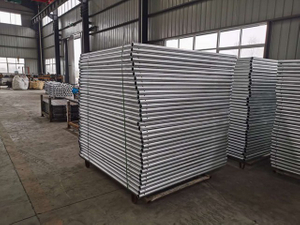 Hot Dip Galvanized Self Lock Frame Scaffolding