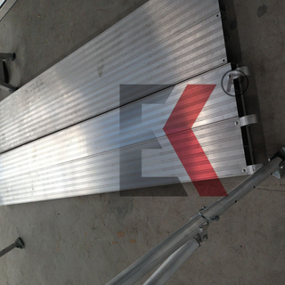 Aluminum Scaffold Plank Scaffolding Metal Decks And Walk Boards For Sale