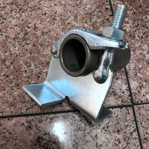 Scaffolding Drop Forged BRC Electro Plating Board Retaining Coupler