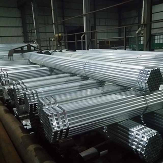 British Standard Scaffolding Tube Hot Dip Galvanized Steel Pipe