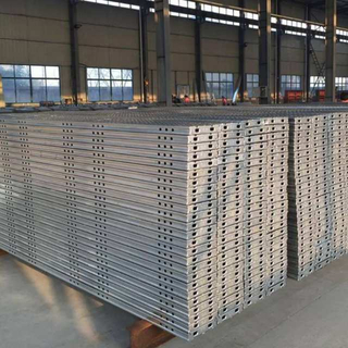 BS1139 Galvanized Steel Plank for Construction