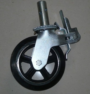 Supply Duty Scaffolding Accessories Caster Wheel