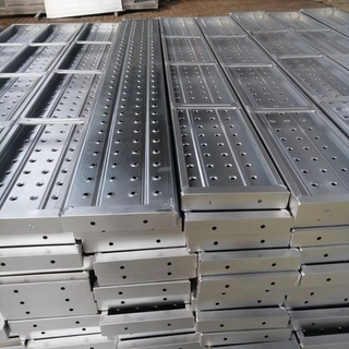 2m Galvanized Scaffolding Walk Boards for Construction